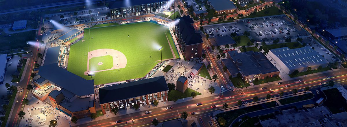 City of Gastonia and Atlantic League of Professional Baseball Announce Franchise Agreement and Ballpark Management Team